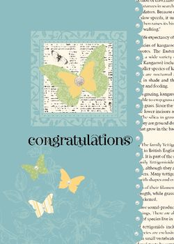 Congratulations card-001