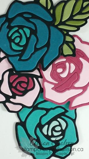 Rose garden thinlits die www.stampcrazywithalison.ca