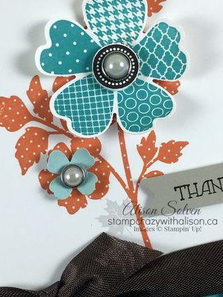 Color Your World Blog Hop Gifts of Kindness & Flower Shop Stamp Sets #stampinup 4