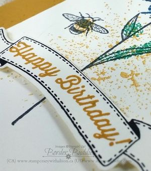 Touches of Texture Birthday Banners www.stampcrazywithalison.ca