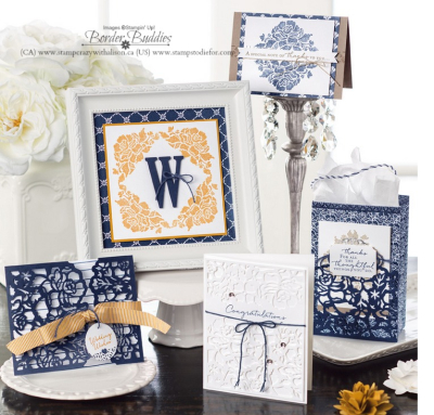 Floral Boutique Suite Projects www.stampcrzywithalison.ca