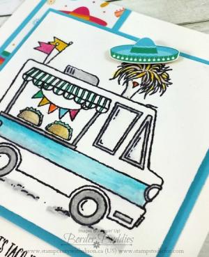 Tasty Trucks Stamp Set 4 www.stampcrazywithalison.ca