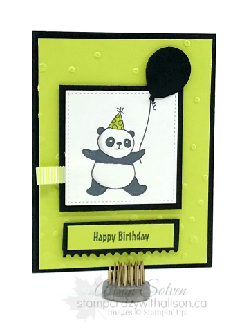 Card Swap Sunday Party Panda 1 www.stampcrazywithalison.ca