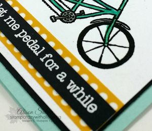 Pedal pusher stamp set sale-a-bration free  www.stampcrazywithalison.ca