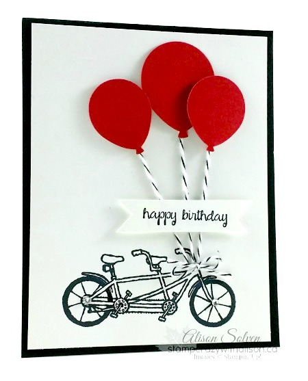 Pedal Pusher Stamp Set Sale A Bration Bouquet Balloon Punch Stampcrazywithalison