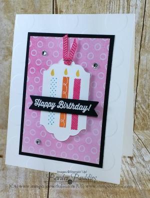 Biggest Birthday Ever Stamp Set JIC www.stampcrazywithalison.ca