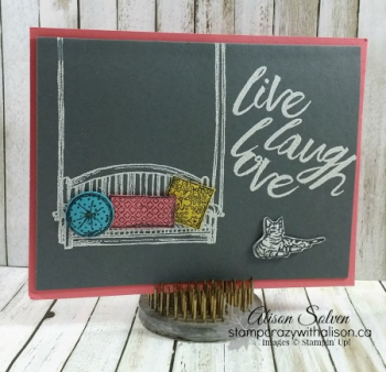 Layering Love Stamp Set www.stampcrazywithalison.ca