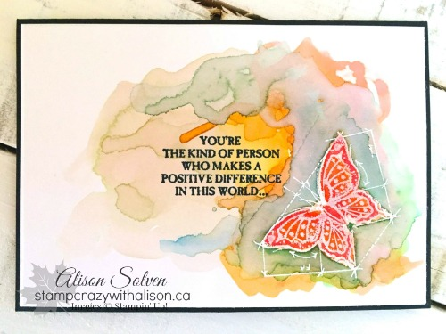 In This World Stamp Set www.stampcrazywithalison.ca