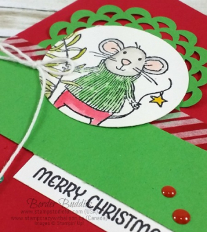 Merry Mice Stamp Set Just in Case 3 www.stampcrazywithalison.ca