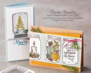 Jar of Cheer Stamp Set www.stampcrazywithalison.ca