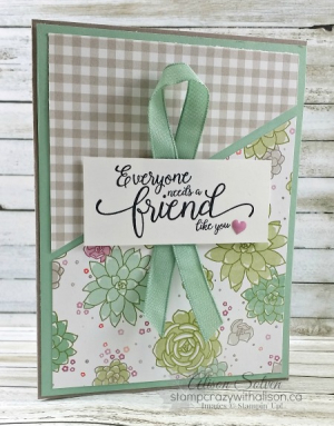 Just in Case Suite Sentiments 1 www.stampcrazywithalison.ca