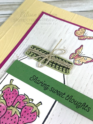 Sharing Sweet Thoughts Stamp Set 3 www.stampcrazywithalison.ca