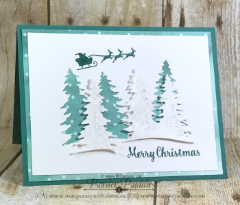 BB Carols of Christmas trees 1 www.stampcrazywithalison.ca