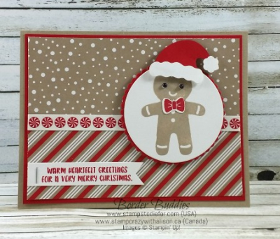 Cookie Cutter Christmas Stamp Set www.stampcrazywithalison.ca