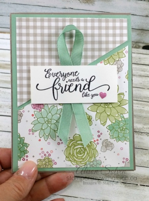 Just in Case Suite Sentiments 2 www.stampcrazywithalison.ca