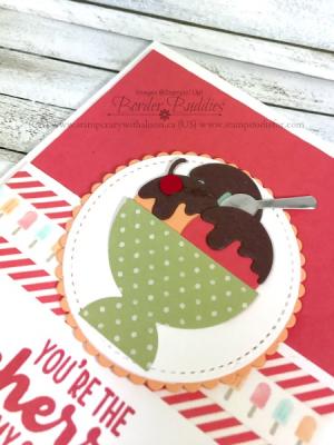 Cool Treats Stamp Set 2 www.stampcrazywithalison.ca