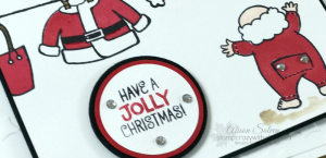 Santa's Suit Stamp Set Swap 3www.stampcrazywithalison.ca