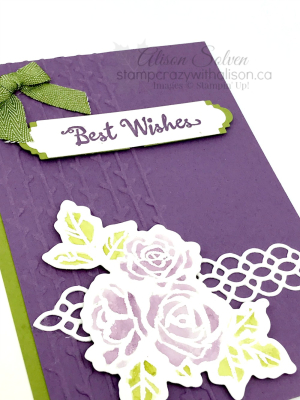 Card Swap Sunday Petal Passion 3 www.stampcrazywithalison.ca