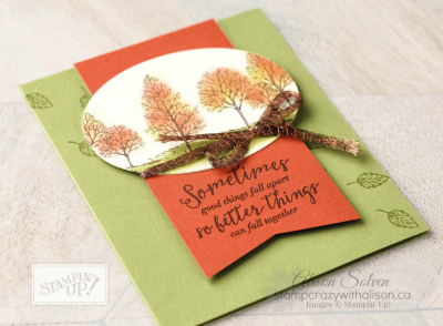 Just in Case Lovely as a Tree www.stampcrazywithalison.ca