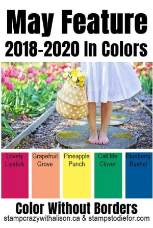 May 2018 Incolor Color Without Borders