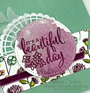Card Swap Sunday Share What You Love Suite 6 www.stampcrazywithalison.ca