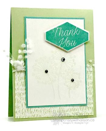 Dandelion Wishes 1  www.stampcrazywithalison.ca