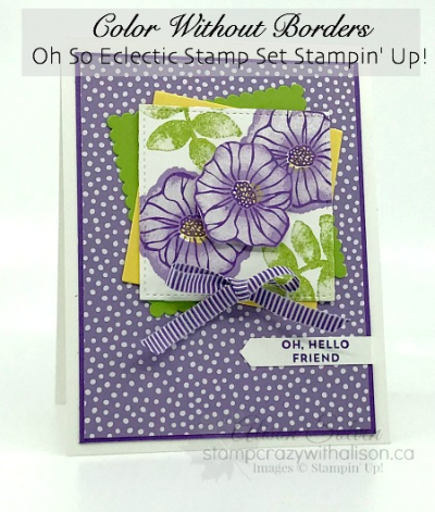 Color Without Borders Oh SO Eclectic 4 www.stampcrazywithalison.ca-2