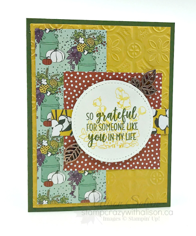 Color Without Borders Country Home 1 www.stampcrazywithalison.ca