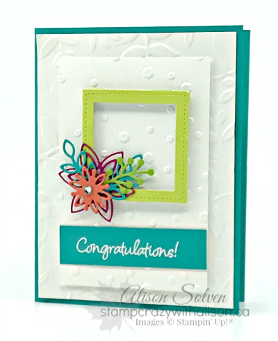 Happiness Surrounds Snowflake Showcase Promotion www.stampcrazywithalison.ca-2
