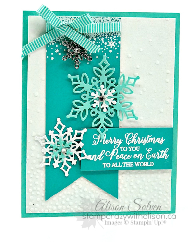 Snow is glistening stamp set and snowfall thinlits dies www.stampcrazywithalison.ca-5