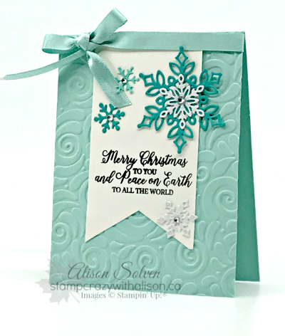 Snow is glistening stamp set and snowfall thinlits dies www.stampcrazywithalison.ca-2