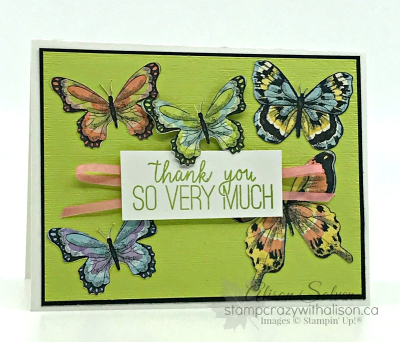 Botanical Butterflies DSP www.stampwithalison@gmail.com