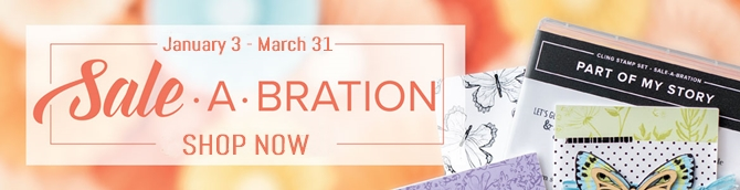 Sale-a-bration Header 2019