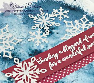 Just in Case Snow is Glistening www.stampcrazywithalison.ca