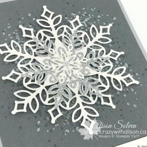 Snowflake Showcase Promotion 3 www.stampcrazywithalison.ca