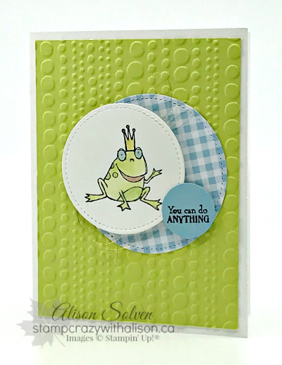 So Hoppy Together www.stampcrazywithalison.ca