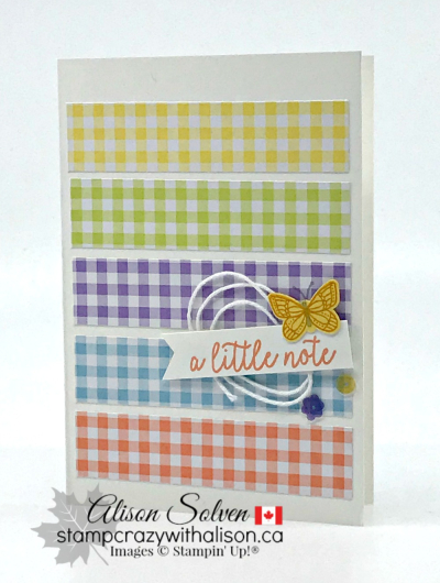 Just in Case Gingham Gala Suite www.stampcrazywithalison.ca-2