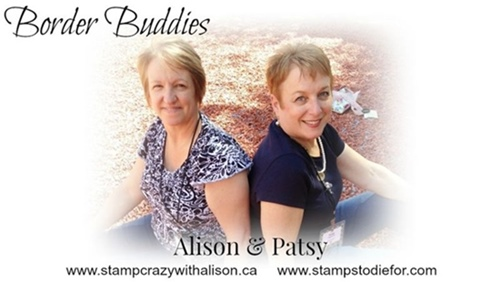Alison Solven and Patsy Waggoner Stampin Up Demonstrators