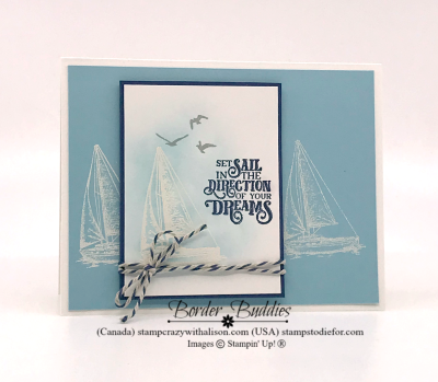 BB July 2019 Come Sail Away www.stampcrazywithalison.ca