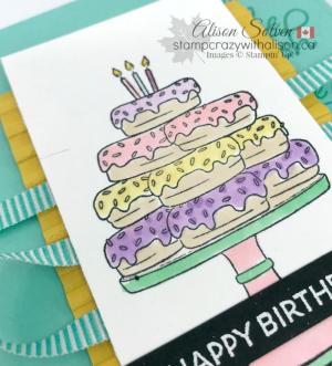 Birthday Goodness Cling Stamp Set www.stampcrazywithalison.com-4