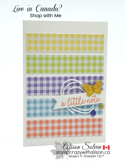 Just in Case Gingham Gala Suite www.stampcrazywithalison.ca-3