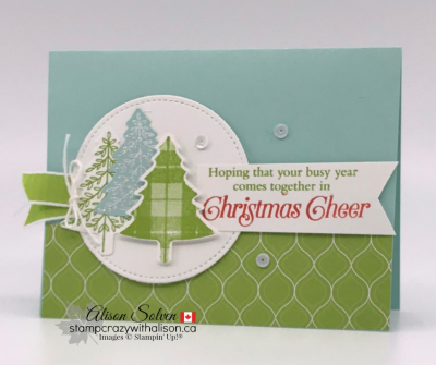 Just in Case Perfectly Plaid Cling Stamp Set www.stampcrazywithalison.com-2
