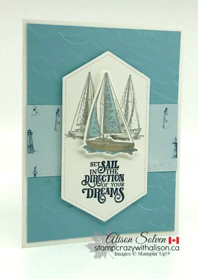 Come Sail Away Catalogue Launch