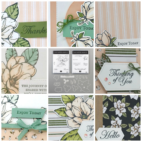 Magnolia Lane Suite PDF Collage