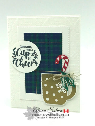 Cup of Christmas Bundle www.stampcrazywithalison.com