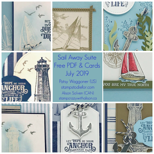 BB Sail Away Collage