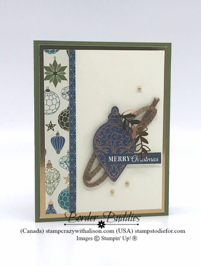 Brightly Gleaming Suite Bonus Card www.stampcrazywithalison.com