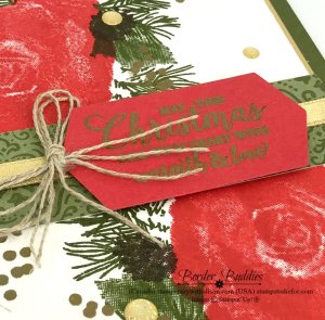Christmastime is Here Suite 6 www.stampcrazwithalison.com