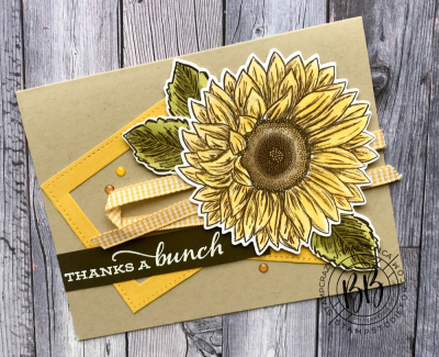 BB Celebrate Sunflowers Bundle 2 www.stampcrazywithalison.com