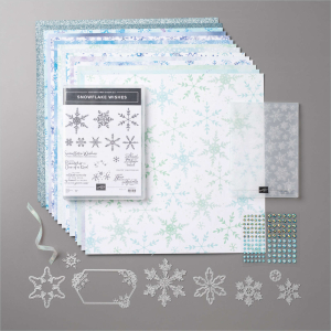 Snowflake Splendor Suite of Products by Stampin' Up!